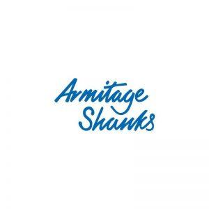 Armitage Shanks Sensorflow 21 Flange A9243 Brushed Steel