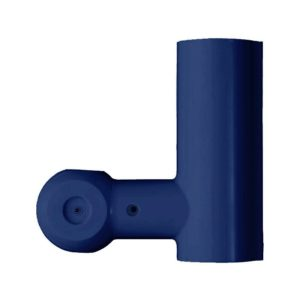 Armitage Shanks Contour 21 Grab Rail Shower Holder S6477 Blue