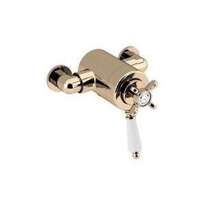Bristan 1901 Exposed Concentric Shower Valve Gold