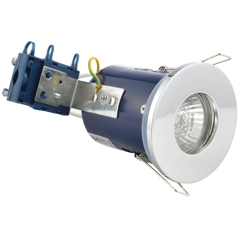 Bathrooms To Love Firerated Shower Downlight Chrome