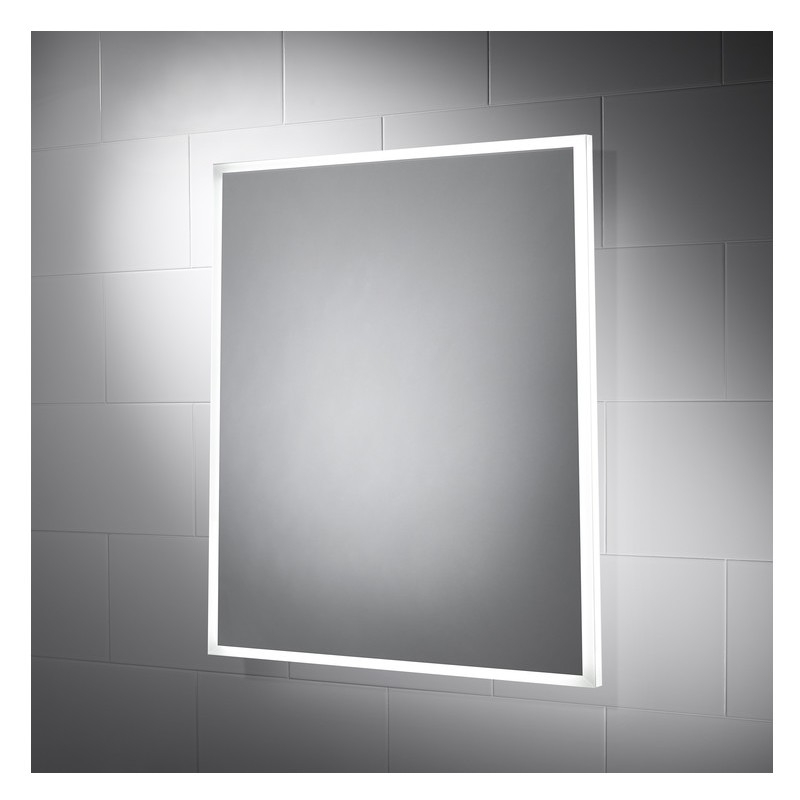Bathrooms To Love Galatea 500x600mm Dimmable LED Mirror