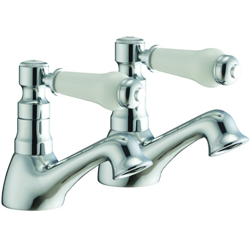 Bathrooms To Love Levato Basin Pillar Taps