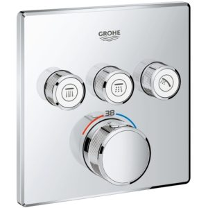 Grohe Smartcontrol Thermostat with 3 Valves 29126
