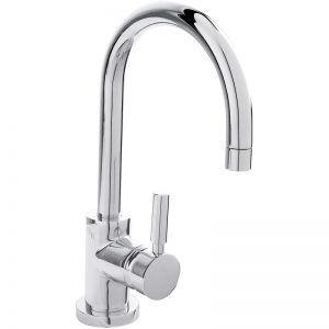 Hudson Reed Tec Single Lever Mono Basin Mixer