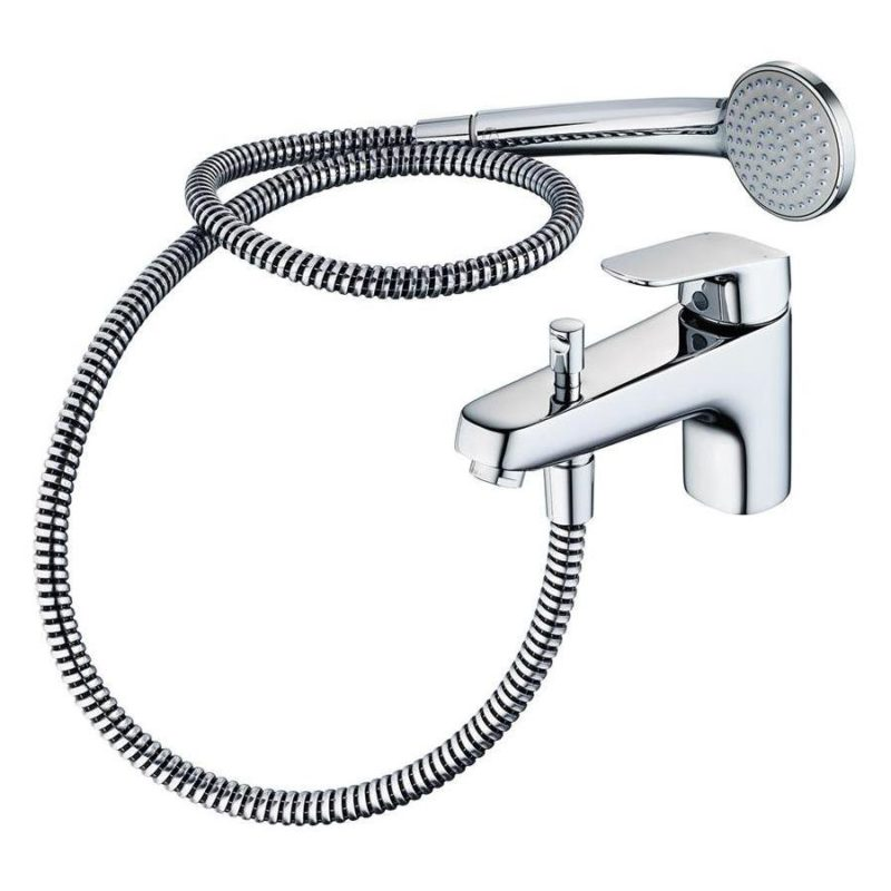Ideal Standard Ceraflex One Hole Bath Shower Mixer & Kit B1960