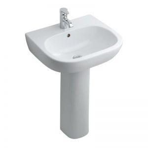 Ideal Standard Jasper Morrison 55cm Washbasin 1 Taphole E6187