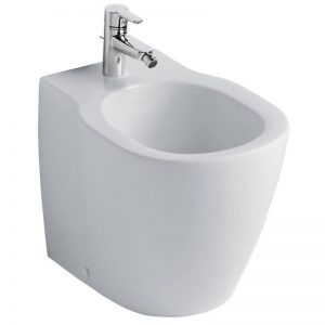 Ideal Standard Concept Freedom Bidet, 1 Tap Hole, White E8004