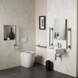 Ideal Standard Concept Freedom Bathroom Pack S6406 Chrome
