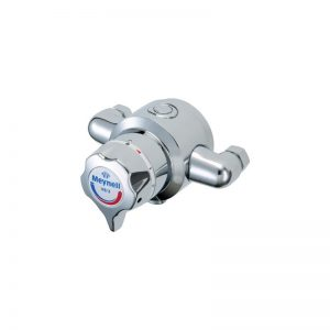 Rada Meynell V8/3 Single Sequential Thermostatic Mixing Valve