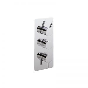 Sagittarius Piazza Concealed Thermostatic Valve 3 Way Diverter