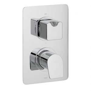 Vado Photon 3 Outlet 2 Handle Thermostatic Valve